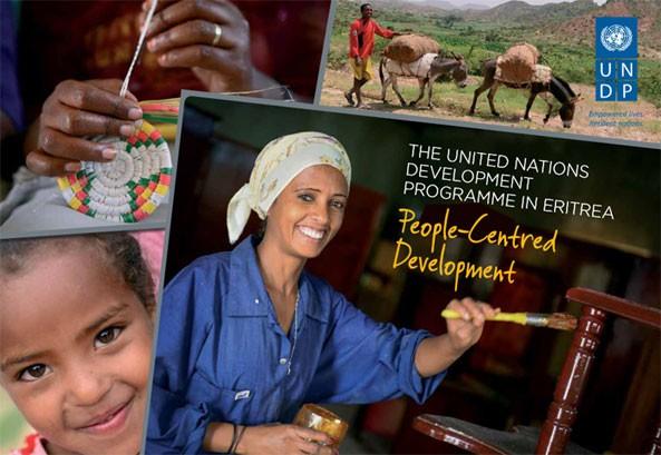 People Centered Development in Eritrea: UNDP