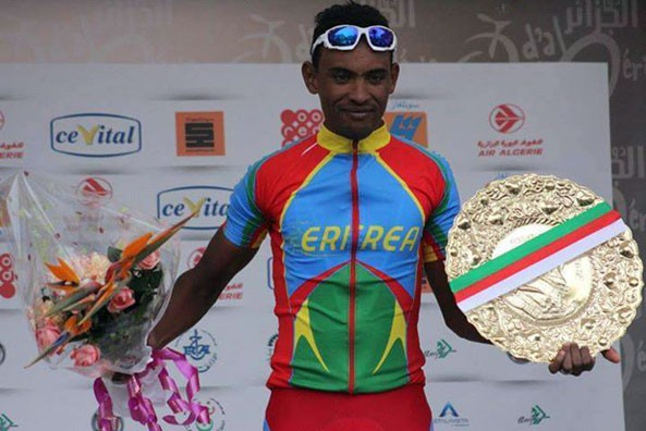 Mekseb Debesay Wins International Tour of Blida
