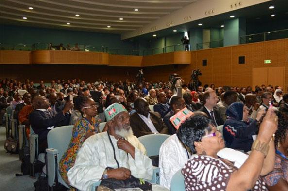 Organization of Africa Trade Union Unity (OATUU) holds Symposium in Asmara