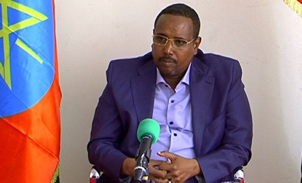 Protester Lambasts Ogaden Regional State President Abdi Iley (Video)