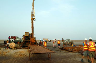 Andiamo Resources undertaking exploration at Haykota and Yacob Dewar gold project licences in Eritrea.