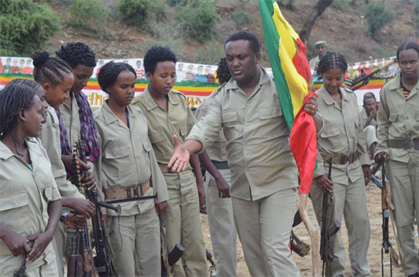 ESAT's Three Weeks Journalistic Journey to Eritrea