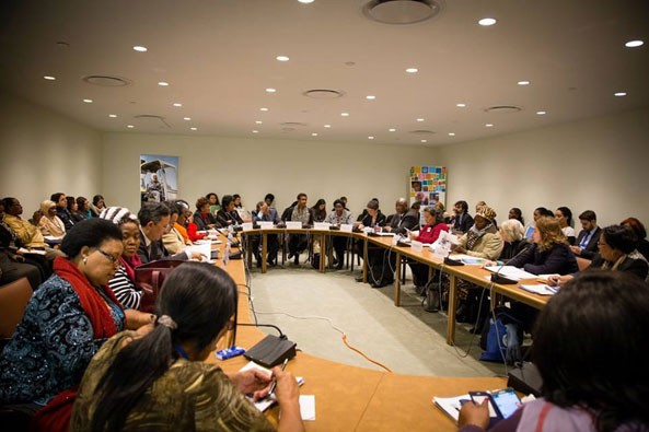 Eritrea's Achievements on Gender Equality Applauded at a UN Side Event