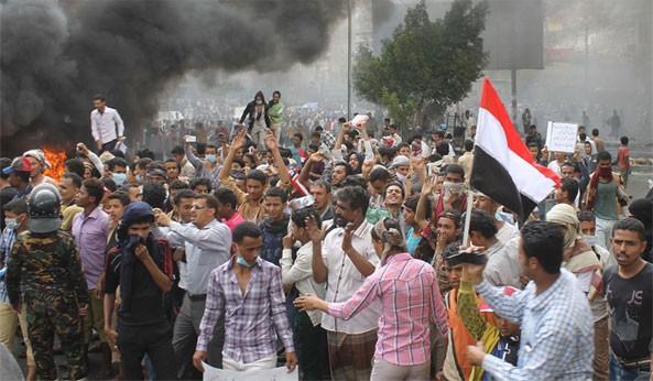 Saudi Arabia and Its Allies Starts Bombing Yemen