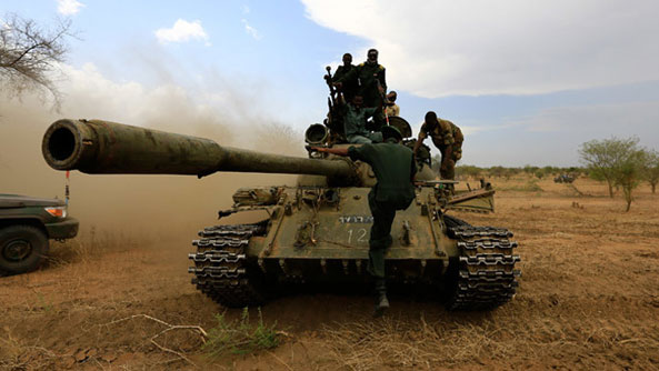 African Union Blames US, UK, Norway for South Sudan Civil War