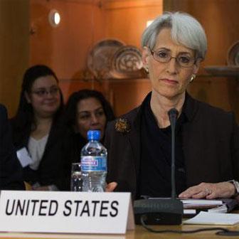 Wendy Sherman refer Ethiopia as democratic