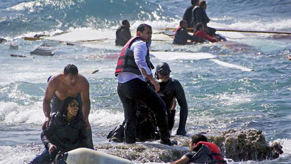 The Real Reasons Why Migrants Risk Everything for a New Life Elsewhere