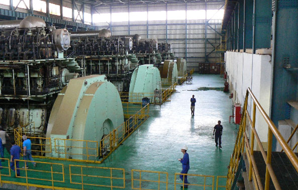 Chinese Firm Restores Hirgigo Sea Water Desalination Plant