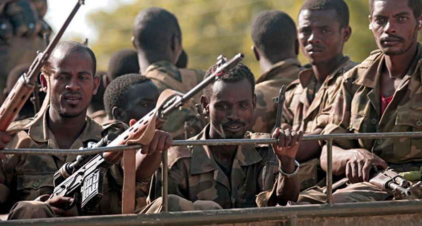 Alert as Ethiopian Forces Enter Kenya