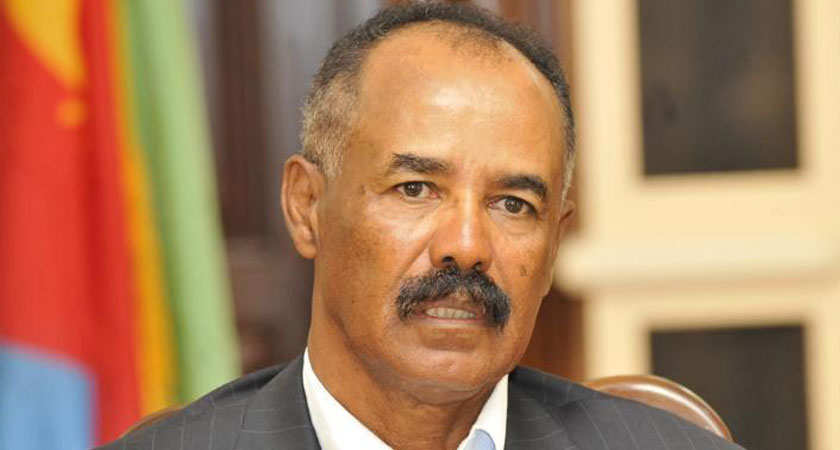 Eritrean President Sends Message to Leaders