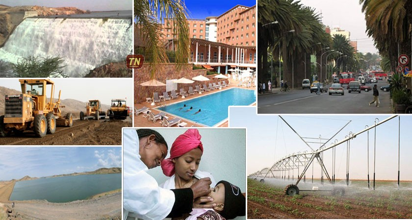 Eritrea is good in proving naysayers wrong