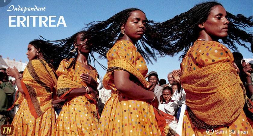 Celebrating Eritrea