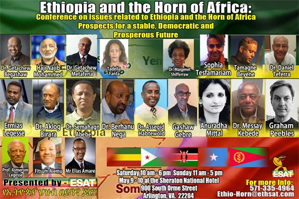 Eritreans will join the esat conference