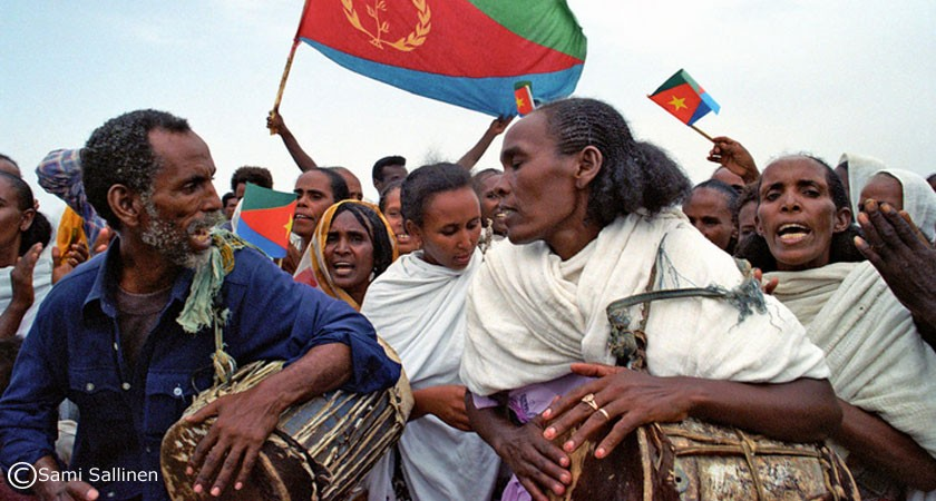 widespread joy and celebrations following lifting of Eritrea sanctions