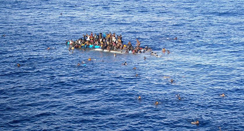Dozens Die as Migrant Boat Deflates in Mediterranean