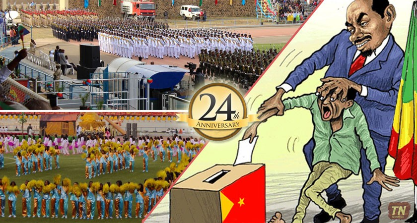 Eritrea at 24: Celebrating Genuine Independence by Focusing on Development Through Resilience