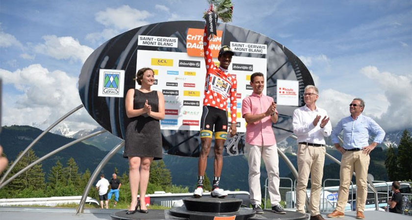 Eritrean Daniel Teklehaimanot Will Ride Tour de France