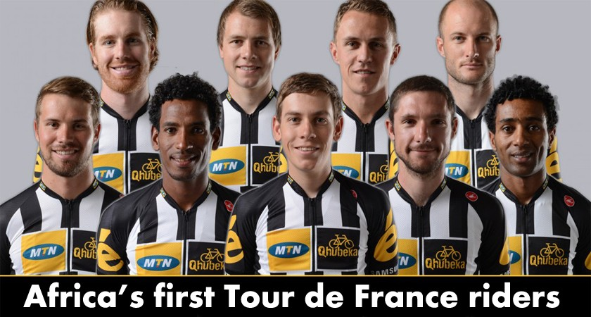 African Rider 'Will be on Tour de France Podium in 3-5 Years'