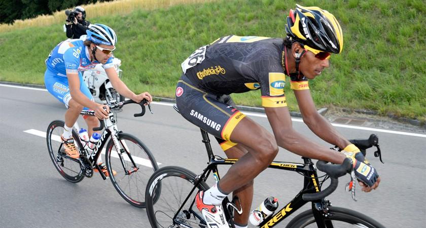 Daniel Teklehaimanot Wins Eritrean National Individual Time Trial Title