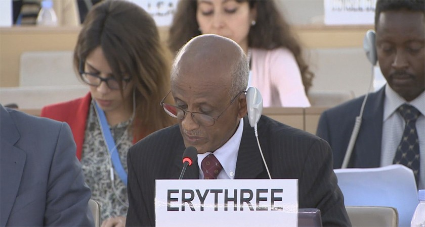 Eritrea Rejects Resolution L23