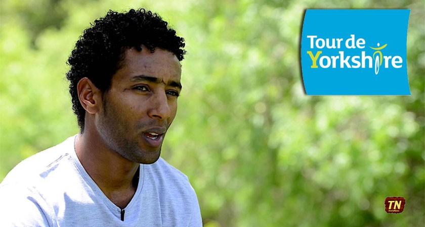 Eritrea's Tour de France Hopeful Turns up 15 Minutes Before Tour de Yorkshire Race Start