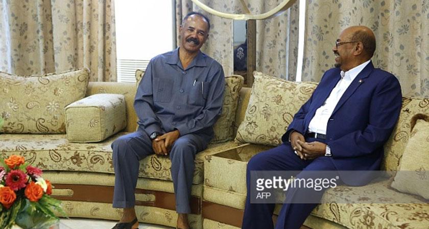 President Isaias Concludes Sudan Visit