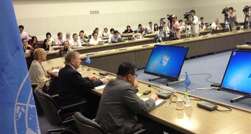 UN Takes Full Responsibility Over Eritrea/DPRK Plagiarism: Spokesperson
