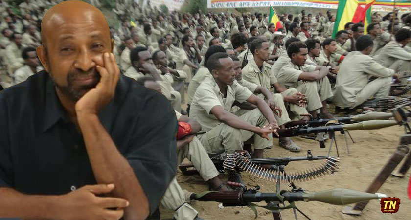 Berhanu Nega Would be Based in Eritrea Until Freedom Achieved in Ethiopia: Neamin Zeleke