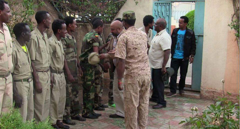 Dr. Berhanu Nega Joins His Comrades in Eritrea