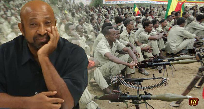 Four Ethiopian Armed Groups (TPDM, AG7, Amara, Afar) Merge