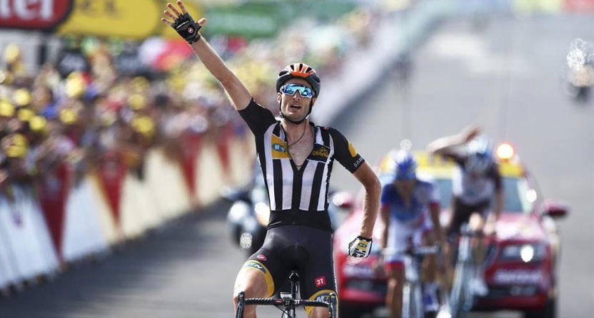 MTN-Qhubeka: Climbing Mountains, Winning Hearts