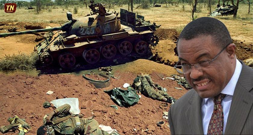 Ethiopia Vs. Eritrea: Is War a Necessary Evil?