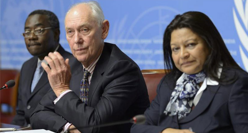 Critique of The UN Human Rights Commission on Eritrea