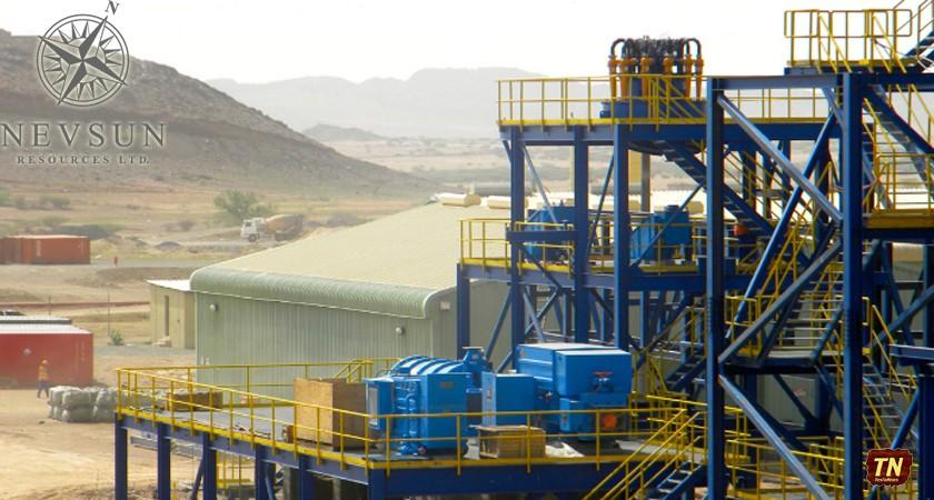 Update on Nevsun's Zinc Processing Plant in Eritrea