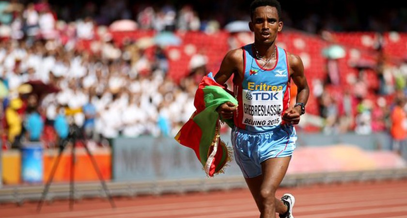 A Chat With the Youngest Marathon Gold Medalist in history