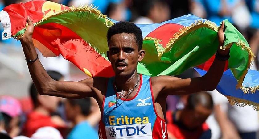 Eritrean Teen Stuns Marathon Stars at World Championships in Beijing