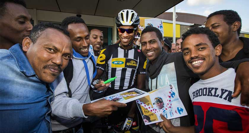 The Next Wave of Eritrean Riders is Even Better