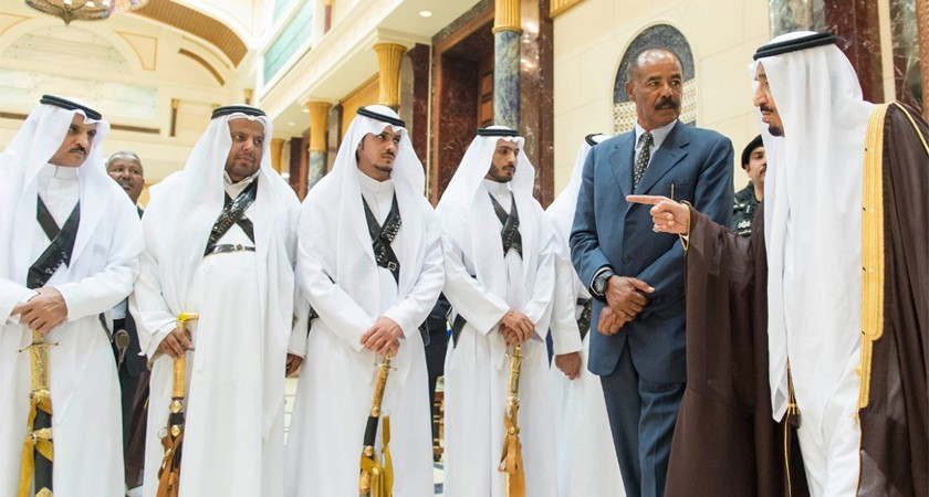 New Saudi and UAE Diplomacy With Eritrea Ruffles Ethiopia's Feathers