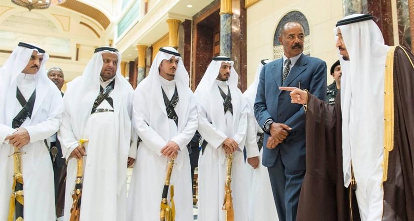 Eritrea, that Iron Alliance with Saudi Arabia