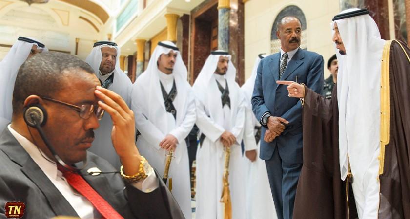Gulf Crisis: Eritrea Backs Saudi Arabia and Allies, Ethiopia on the Fence