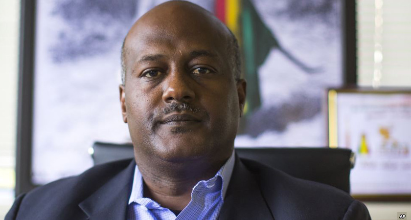 Neamin Zeleke Resigns from ESAT