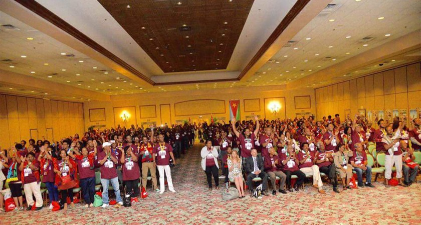 YPFDJ-North America: A Movement on the Move for Eritrea