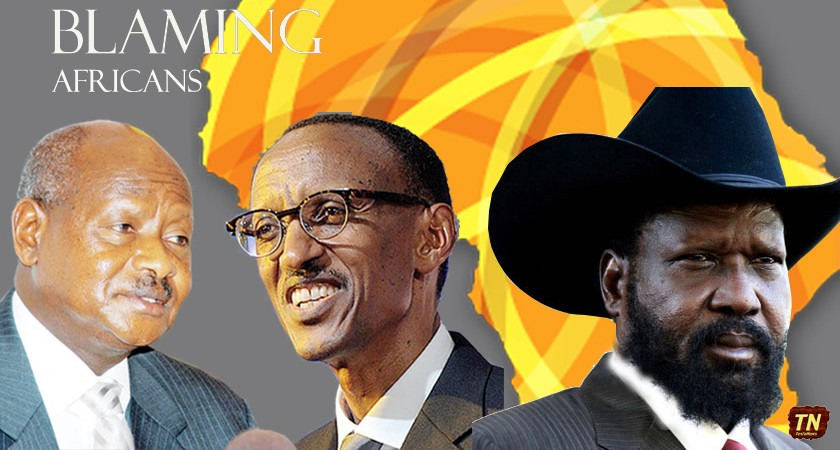Blaming Africans