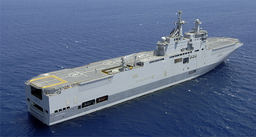 Egypt Buys 2 Mistral Helicopter Carrier Warships, Ethiopian Media Gone Berserk