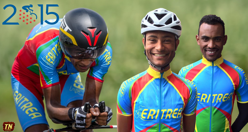 #Richmond2015: Merhawi Shone, Amanuel Barred Over UCI Rules Confusion
