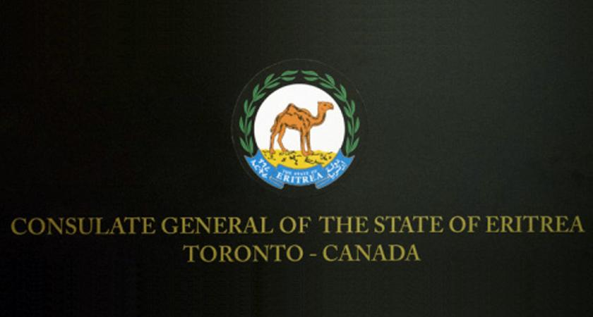 Canada Welcomes New Eritrean Consul General