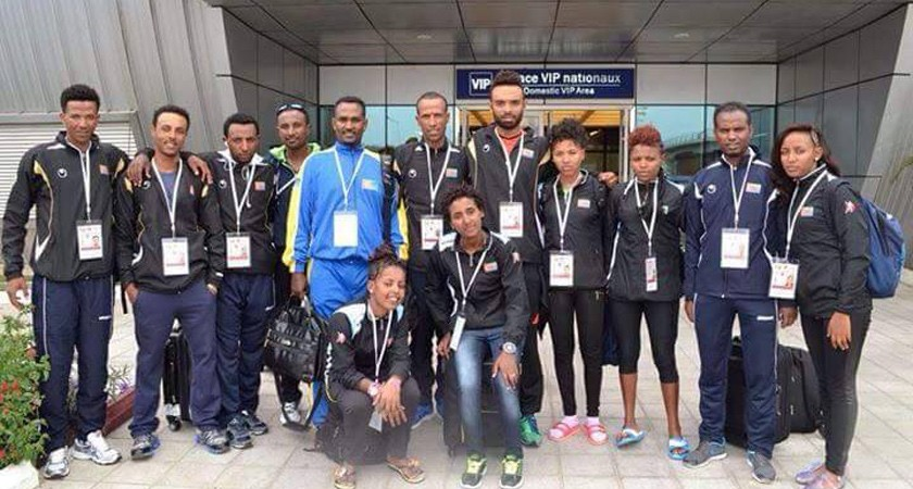 The All African Games TTT Turned a Disaster for Eritrea