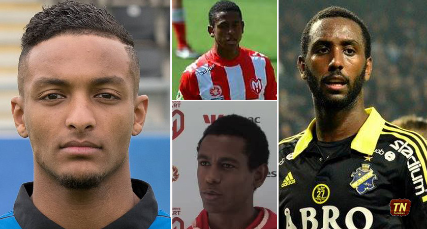 Eritrean Professional Players to Join National Football Team