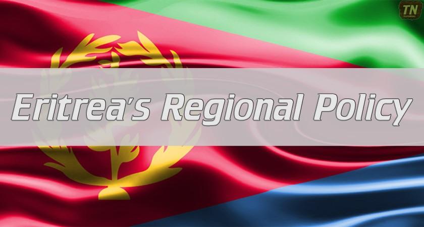 Eritrea's regional policy
