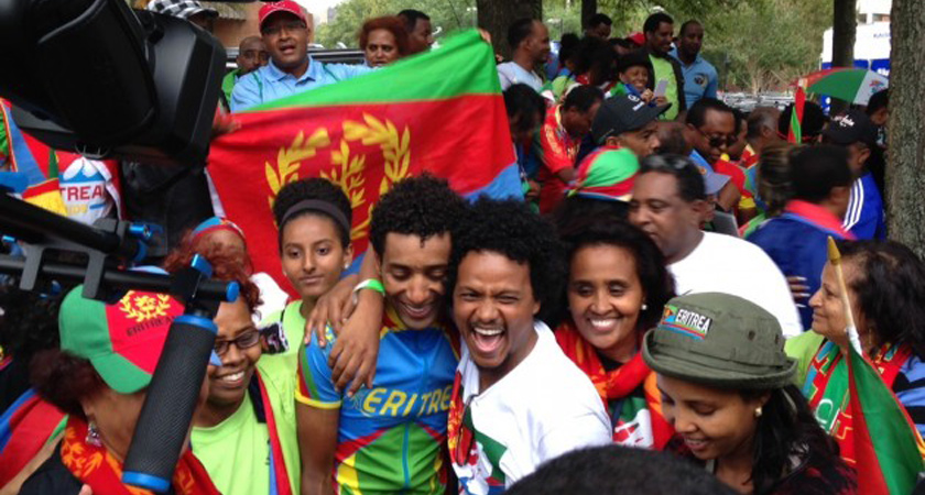 Cycling Brings Eritrea to The Heart of Richmond